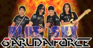 "Grup Heavy Metal ""Garuda Force"
